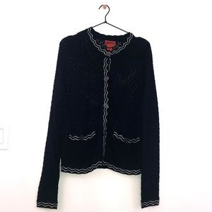 MISSONI FOR TARGET Classic Textured Knit Cardigan
